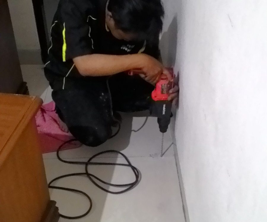 Jasa Anti Rayap di Pela Mampang Jakarta Selatan